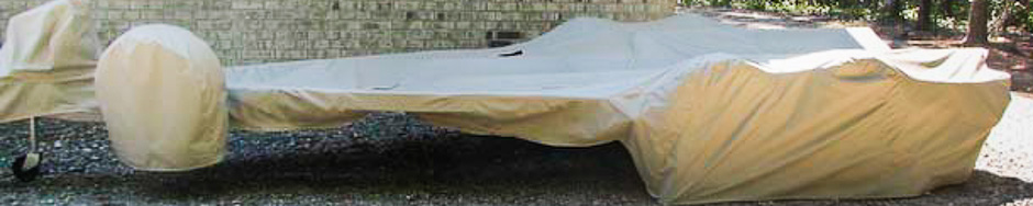 Boat Trailer Cover